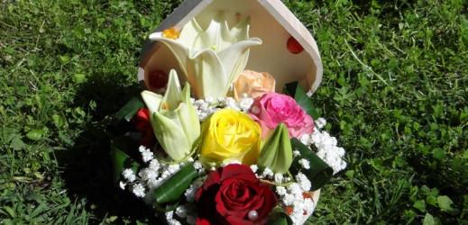 Quelques photos de la dernière séance d'art floral avec José Alvès.