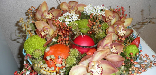 Dernier atelier Art Floral…