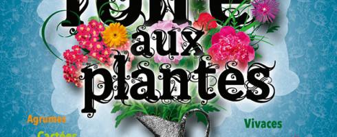 VILLENEUVE dimanche 27 septembre foire aux plantes….