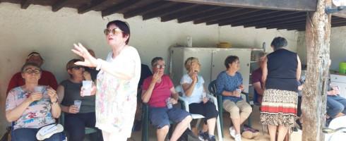 Visite du 26 juin à Boissel